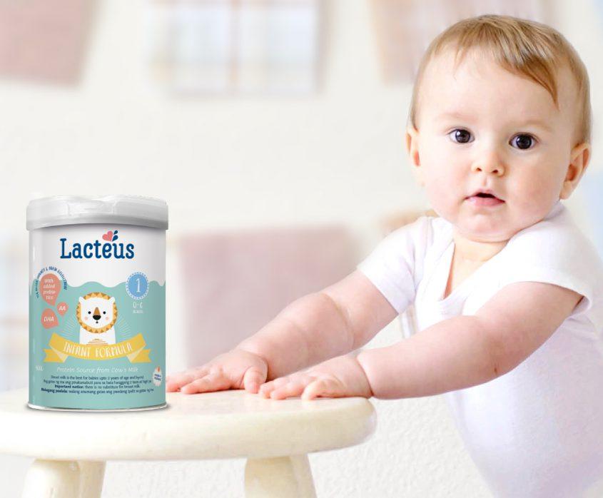 Lacteus-uitgelichtafbeelding